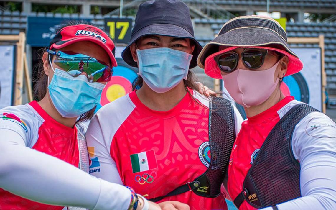 Boleto a Juegos Olímpicos y título para arqueras mexicanas - La Prensa    Noticias policiacas, locales, nacionales