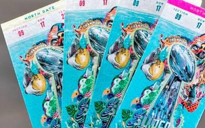 Super Bowl LV: ¿Cuánto vale un boleto para el juego entre Jefes y Bucaneros?, la entrada más cara se cotizaba en 23 mil dólares