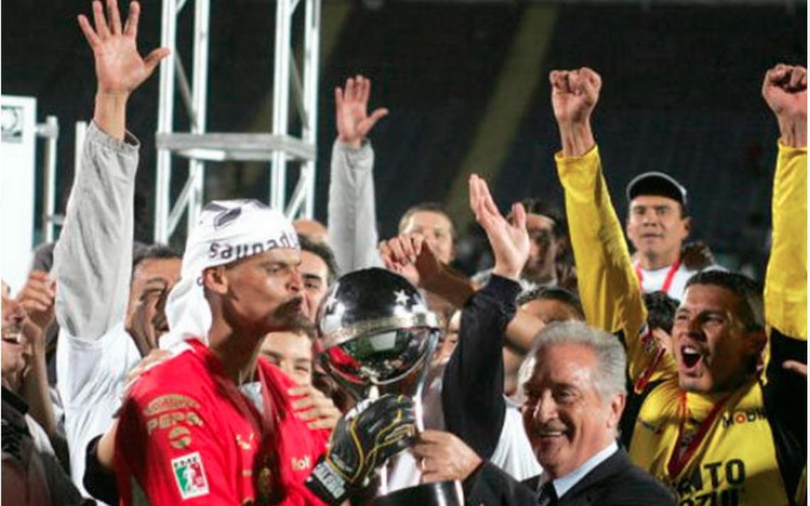 Pachuca sorprendió a la Conmebol y ganó la Copa Sudamericana en el 2006 - La Prensa