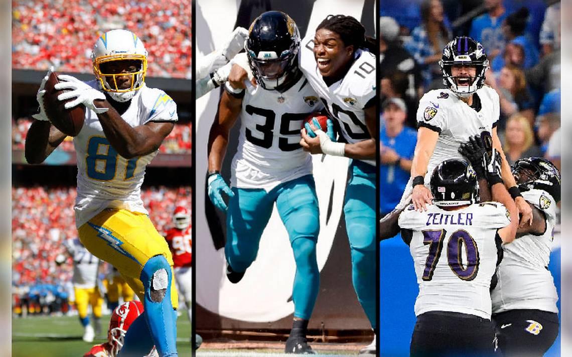 2021 Season: NFL Week 3 Results [VIDEO]