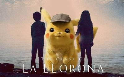 d2c0c6391e4 Cine aterroriza a niños al proyectar La Llorona en lugar de Detective  Pikachu - El Sol de México