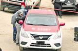 un joven taxista fue ultimado a tiros, por dos presuntos asesinos quienes escaparon a bordo de un vehículo / Foto: José Melton | La Prensa