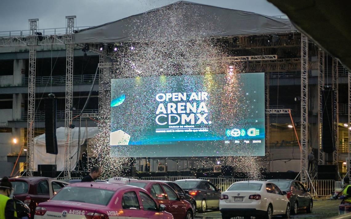 Abre sus puertas Arena CDMX Open Air, un lugar de entretenimiento ...