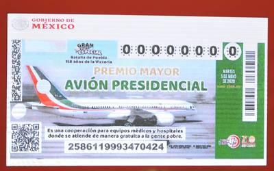 Resultado de imagen para mexico rifara avion