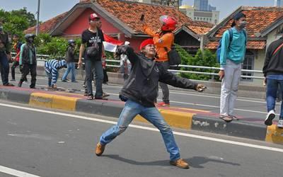 Indonesia: Se desata violencia tras denuncia de fraude electoral
