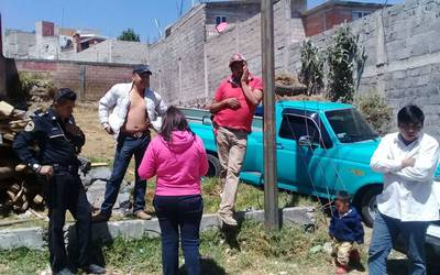 Resultado de imagen para Despojan terrenos a familias de Tlalpan